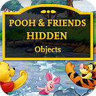 Pooh and Friends. Hidden Objects game