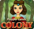 Popper Lands Colony game
