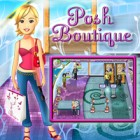 Posh Boutique game