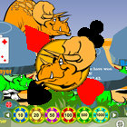 Prehistoric Baccarat game