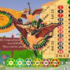 Prehistoric Roulette game