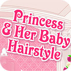 Princess and Baby Hairstyle game