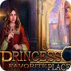Princess Favorite Place game