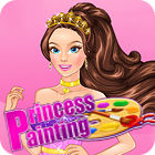Princess Painting game