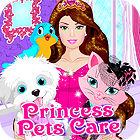 Princess Pets Care game