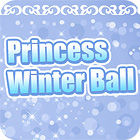 Princess Winter Ball game