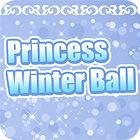 Princess Winter Ball game