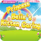 Princesse Belle Kitten Caring game