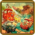 Puzzle Mania: Cars game