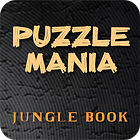 Puzzle Mania Jungle Book game