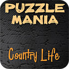 Puzzlemania. Country Life game