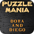 Puzzlemania. Dora and Diego game