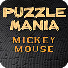 Puzzlemania. Mickey Mouse game