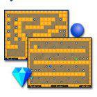 Pyra-Maze game