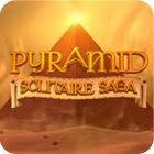 Pyramid Solitaire Saga game