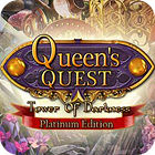 Queen's Quest: Tower of Darkness. Platinum Edition game