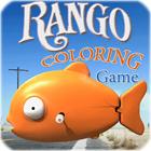 Rango Coloring Game game
