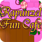 Rapunzel Fun Cafe game
