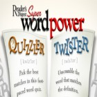 Reader's Digest Super Word Power game