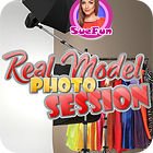 Real Model Photo Session game