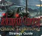 Redemption Cemetery: Grave Testimony Strategy Guide game