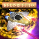 Redisruption game