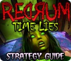 Redrum: Time Lies Strategy Guide game