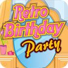 Retro Birthday Party game