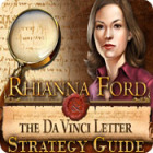 Rhianna Ford & the DaVinci Letter Strategy Guide game