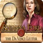 Rhianna Ford & The Da Vinci Letter game