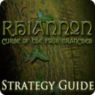Rhiannon: Curse of the Four Branches Strategy Guide game