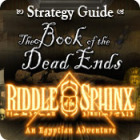 Riddle of the Sphinx Strategy Guide game