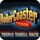 RollerCoaster Tycoon 2: Triple Thrill Pack game