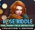 Rose Riddle: The Fairy Tale Detective Collector's Edition game