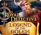 Royal Detective: Legend of the Golem game