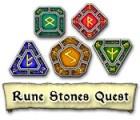 Rune Stones Quest game