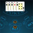 Russian Poker game