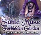 Sable Maze: Forbidden Garden Collector's Edition game