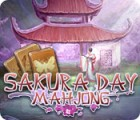 Sakura Day Mahjong game