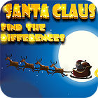 Santa Claus Find The Differences game