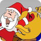 Santa Coloring Game game