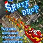Santa Drop game