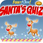 Santa's Quiz game