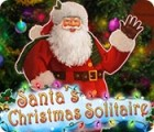 Santa's Christmas Solitaire game