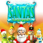 Santa's Super Friends game