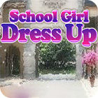 School Girl Dress Up game