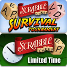 SCRABBLE Cubes game