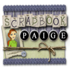 Scrapbook Paige game