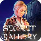 Secret Gallery: The Mystery of the Damned Crystal game