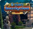 Secret Investigations: Themis game